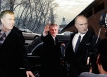 Вечер 4 декабря: Зюганов, Миронов и Жириновский решили сообразить на троих