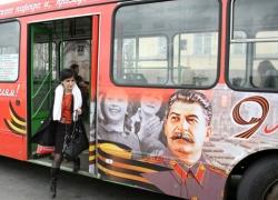 «Сталинобусы» и либеральные кондукторы-контролеры